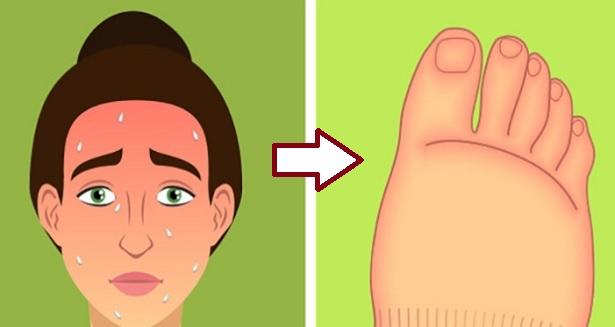 Voici 10 symptômes qui peuvent apparaître au cours de la ménopause. Bon à savoir !