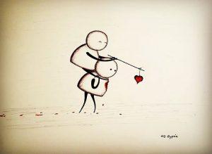 L'amour peut ressembler à ça aussi !