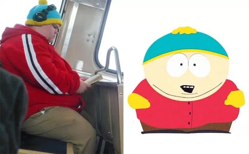 South Park en action !