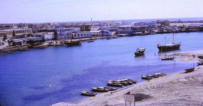 Ville de Dubaï (1965)