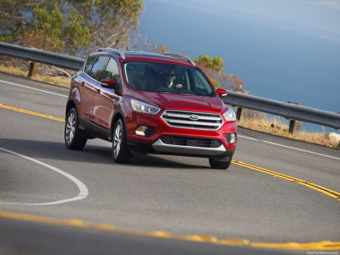 Ford Escape.