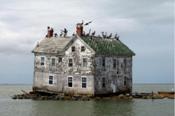 Holland Island – Chesapeake Bay (Etats-Unis)