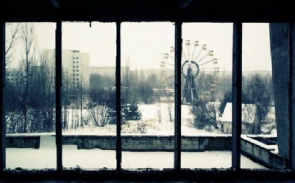 La ville de Prypiat – Ukraine
