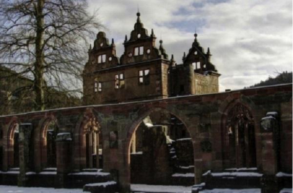 Monastère du 15ème siècle – Forêt Noire (Allemagne)