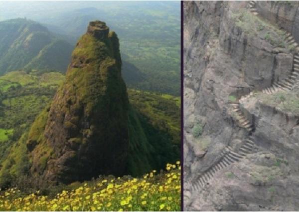 Fort de Kalavantin Durg – Panvel (Inde)