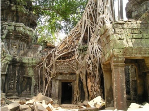 Temple d'Angkor Vat – Cambodge