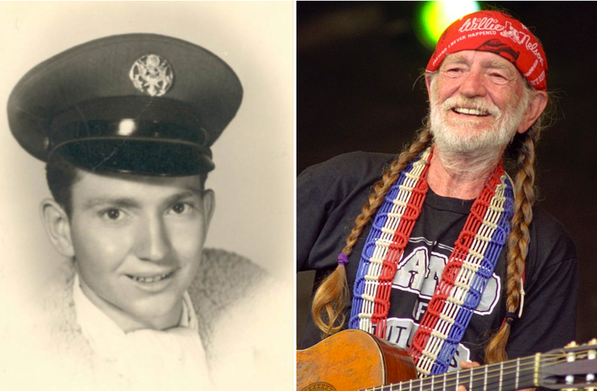 Willie Nelson a rejoint l' U.S. Air Force en 1950