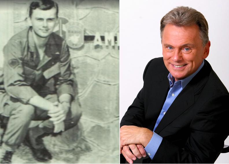 Pat Sajak a aussi servi durant la Guerre du Vietnam
