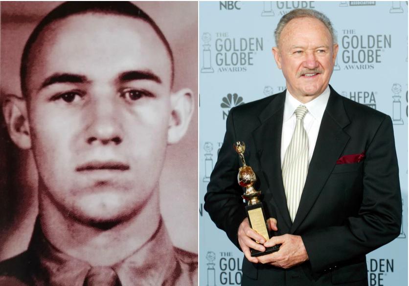 Gene Hackman a intégré l'U.S. Marines alors qu'il avait à peine 16 ans