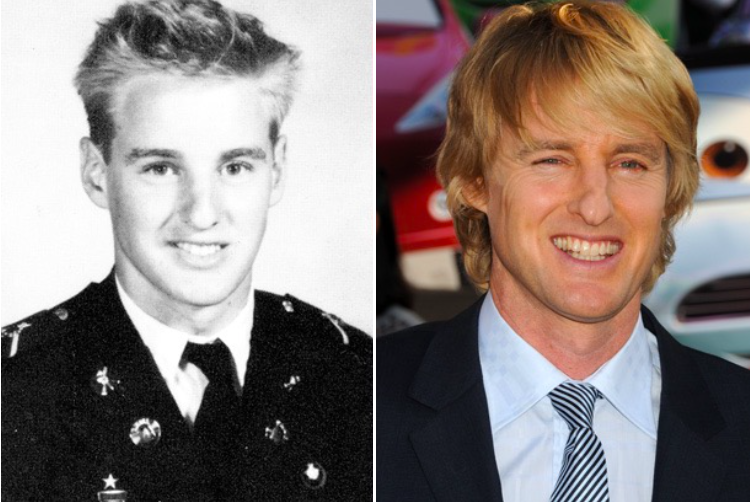 Owen Wilson avait intégré le New Mexico Military Institute