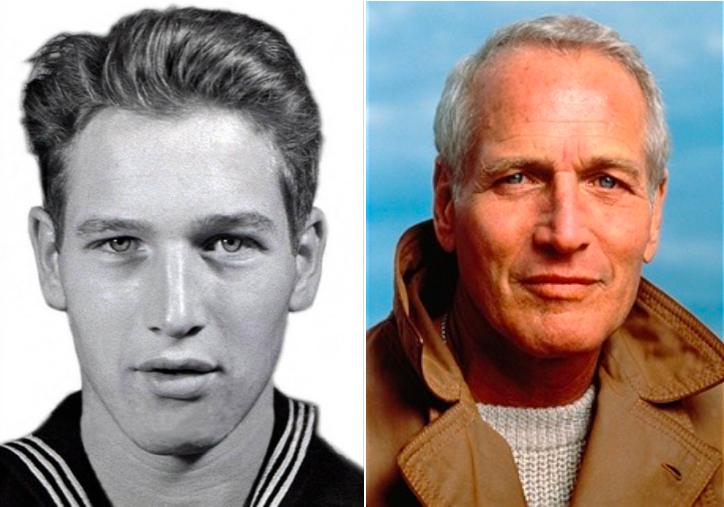 Paul Newman avait rejoint le Navy's V-12 program lorsqu'il intégra l'Université de Yale