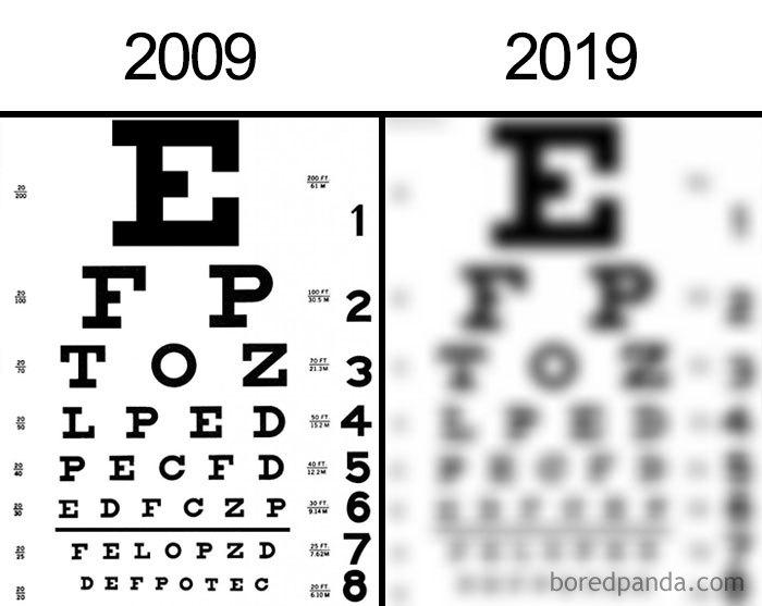Besoin de lunettes?