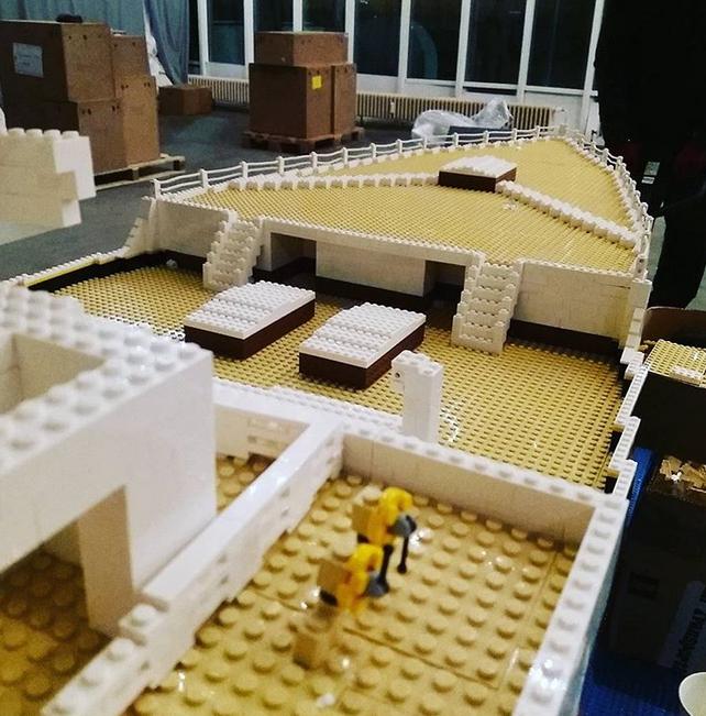 Le Lego une passion