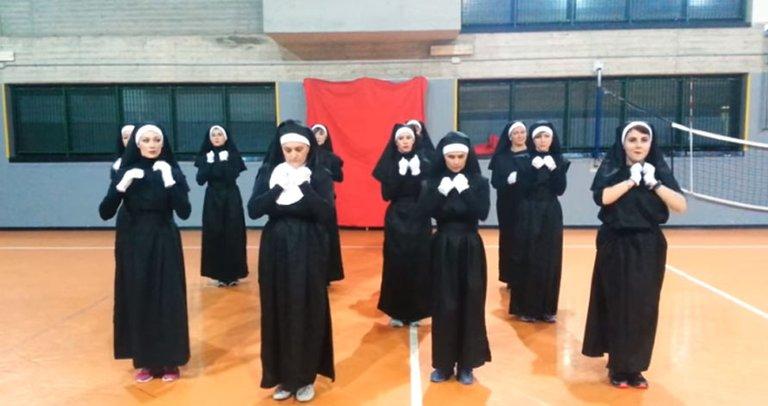 <strong>L&#8217;objectif des nonnes</strong>