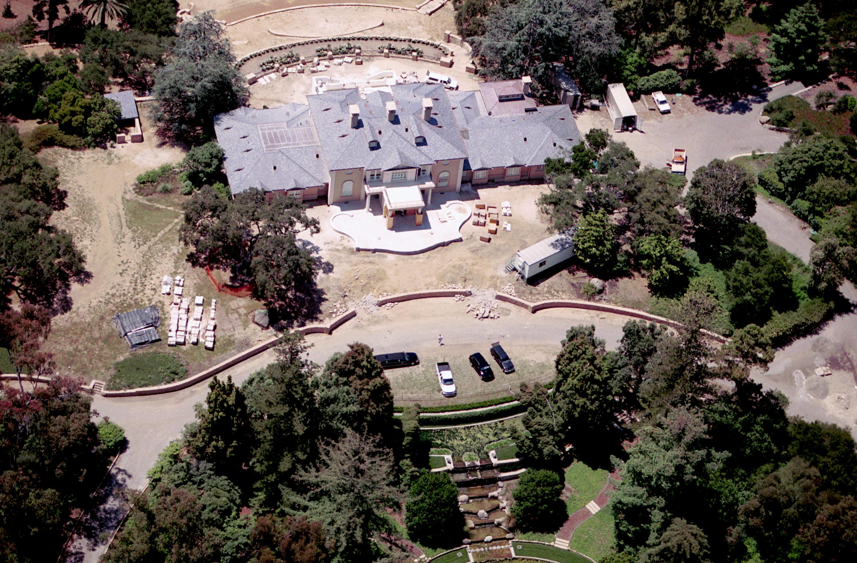 Californie, 88 millions Oprah Winfrey