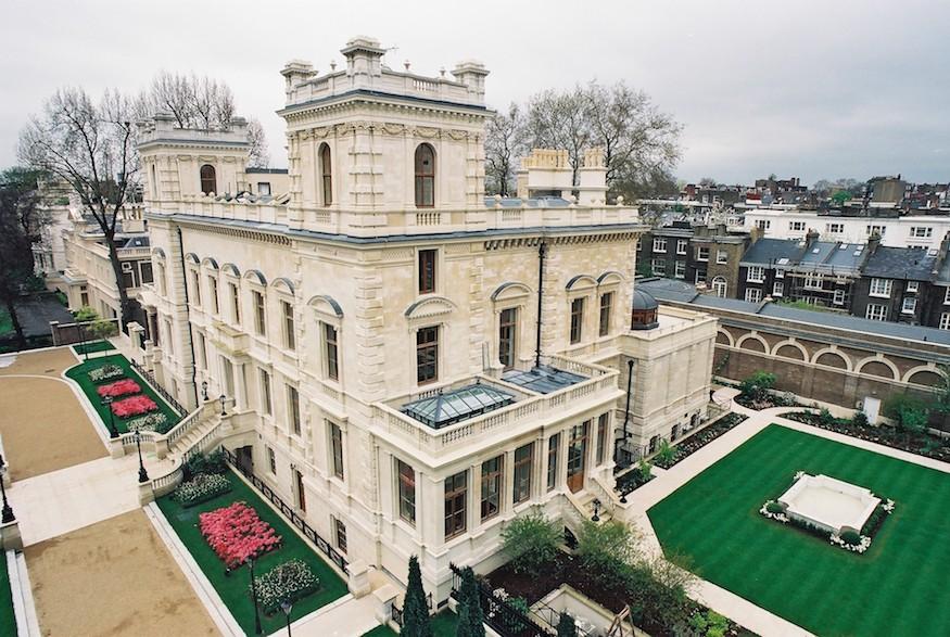 Londres, Lakshmi Mittal 222 Millions