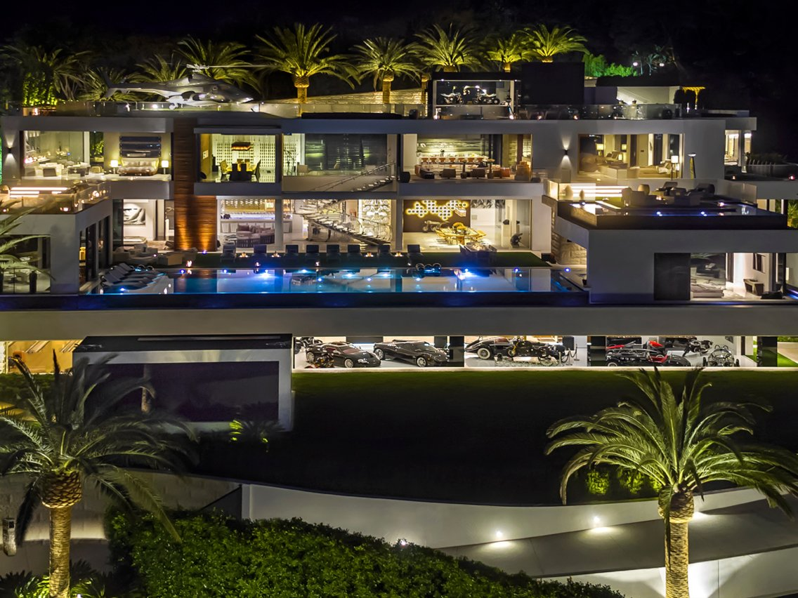 Californie Bruce Makowsky 150 millions