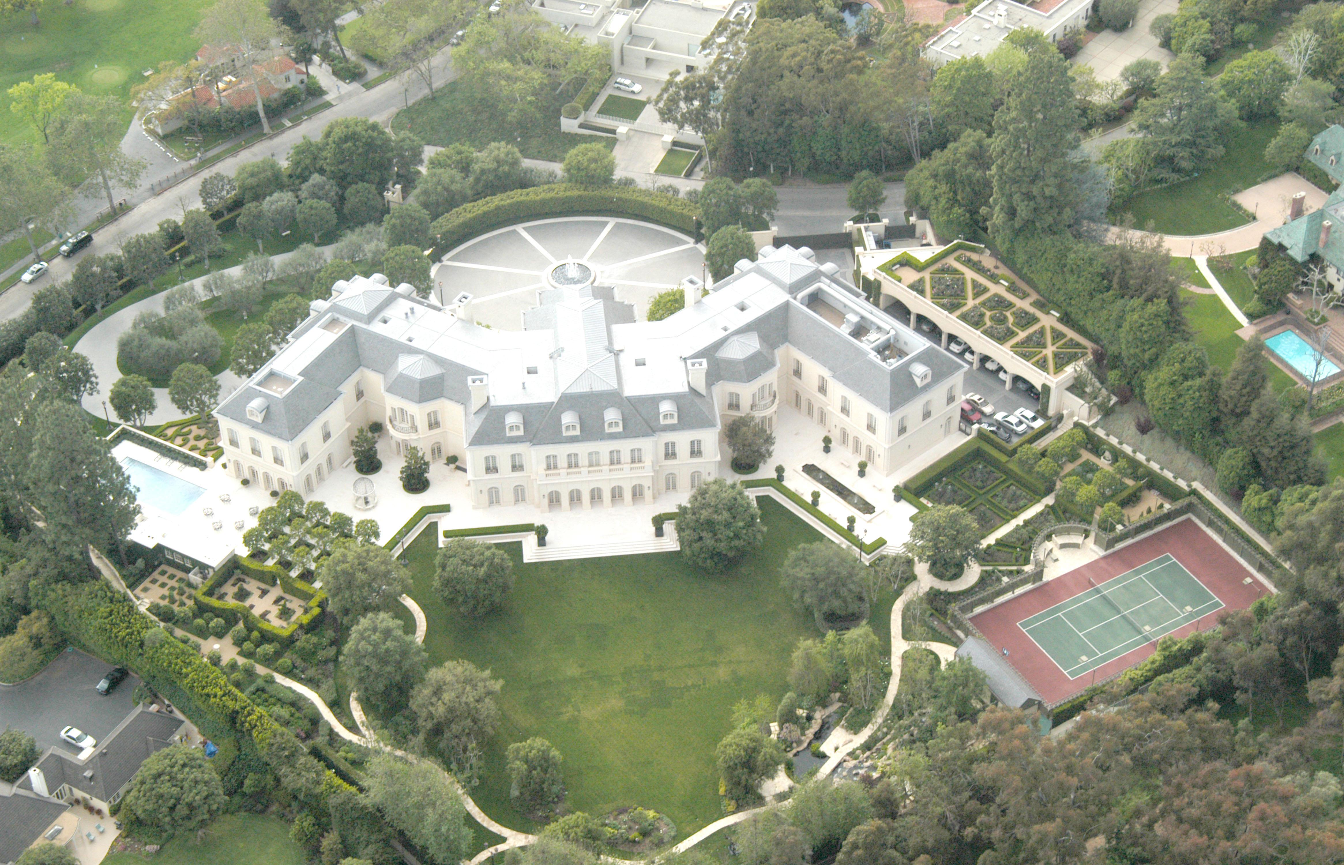 Californie Petra Ecclestone 150 Millions